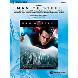 Alfred Man of Steel, Suite from Concert Band Level 3.5 Set (00-42219)