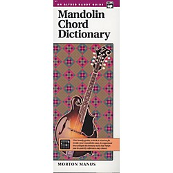 Alfred Mandolin Chord Dictionary (00-471)