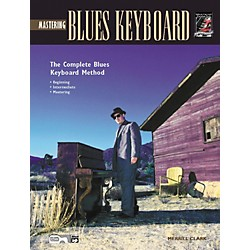 Alfred Mastering Blues Keyboard (Book/CD) (00-18421)