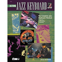 Alfred Mastering Jazz Keyboard (Book/CD) (00-17861)