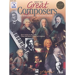 Alfred Meet the Great Composers: Classroom Kit Book 1 Book & CD (00-16908)