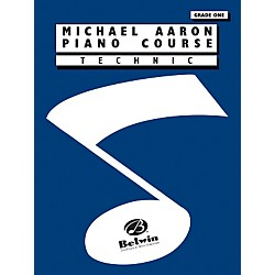 Alfred Michael Aaron Piano Course Technic Grade 1 (00-11001TC)