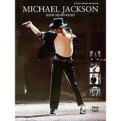 Alfred Michael Jackson - Guitar Tab Anthology (Book) (701533)