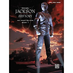 Alfred Michael Jackson History Piano/Vocal/Chords (322285)
