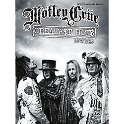Alfred Motley Crue - Greatest Hits Updated (Guitar Tab Book) (00-34635)
