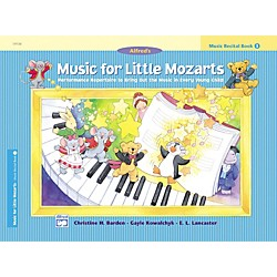 Alfred Music for Little Mozarts: Music Recital Book 3 (00-19726)