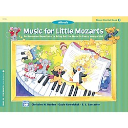 Alfred Music for Little Mozarts Music Recital Book 2 (00-19725)
