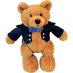 Alfred Music for Little Mozarts Plush Toy -- Beethoven Bear (Level 1-4) (00-14654)