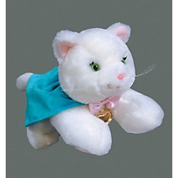 Alfred Music for Little Mozarts Plush Toy -- Clara Schumann-Cat (Level 2-4) (00-19767)