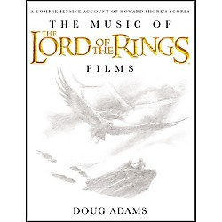 Alfred Music of The Lord of the Rings Films Book & CD (98-36329)