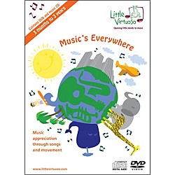 Alfred Music's Everywhere DVD & CD Classroom (98-36555)
