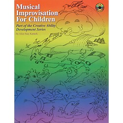 Alfred Musical Improvisation for Children Book/CD (00-0772CD)