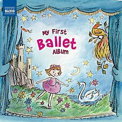 Alfred My First Ballet Album CD (99-8578205)