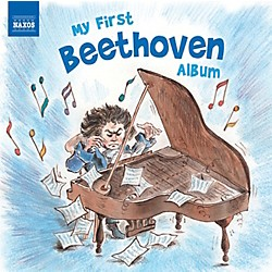 Alfred My First Beethoven Album CD (99-8578206)
