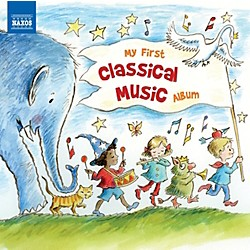Alfred My First Classical Music Album CD (99-8578203)