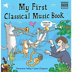 Alfred My First Classical Music Book & CD (99-1843791188)