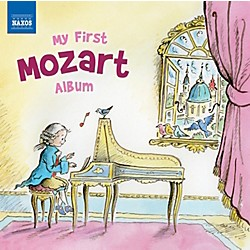 Alfred My First Mozart Album CD (99-8578204)