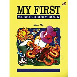 Alfred My First Music Theory Book (98-MP300201US)