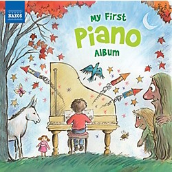 Alfred My First Piano Album CD (99-8578207)