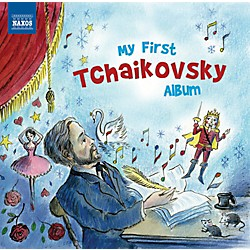 Alfred My First Tchaikovsky Album CD (99-8578214)
