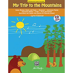 Alfred My Trip to the Mountains Song and Activity (Book & CD) (00-40840)