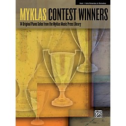 Alfred Myklas Contest Winners Book 1 (00-37330)
