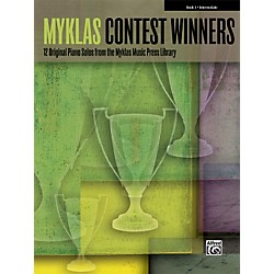 Alfred Myklas Contest Winners Book 3 (00-37332)