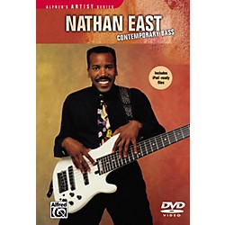 Alfred Nathan East Contemporary Bass DVD (00-29160)