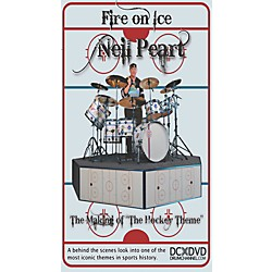 Alfred Neil Peart - Fire on Ice, The Making of the Hockey Theme DVD (93-DV10014901)