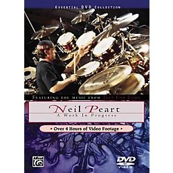 Alfred Neil Peart Work In Progress DVD (00-902839)