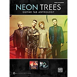 Alfred Neon Trees Anthology Guitar TAB Book (00-40194)