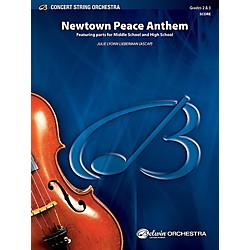 Alfred Newtown Peace Anthem String Orchestra Grade 2 & 3 Set (00-41206)