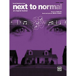 Alfred Next to Normal Vocal Selections Piano/Vocal/Chords (322265)