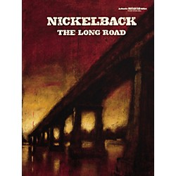Alfred Nickelback The Long Road Guitar Tab Songbook (699780)