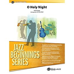 Alfred O Holy Night Jazz Band Grade 1 Set (00-40336)