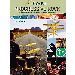 Alfred On the Beaten Path - Progressive Rock: The Drummer's Guide to the Genre and the Legends Who Defined (00-31503)