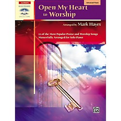 Alfred Open My Heart to Worship Advanced Piano (00-25654)