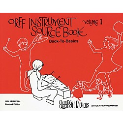 Alfred Orff Instrument Source Book Volume 1 (00-SB01036A)