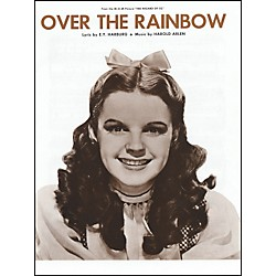 Alfred Over the Rainbow from The Wizard of Oz Vocal, Piano/Chord Sheet Music (00-T8785OPV)