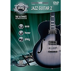Alfred PLAY Series  Jazz Guitar 2 DVD (00-34201)