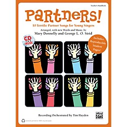 Alfred Partners! Book & CD (00-33220)