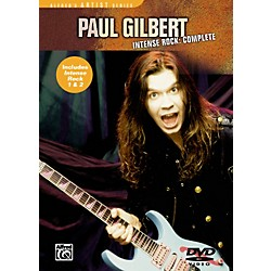 Alfred Paul Gilbert - Intense Rock: Complete DVD (00-25460)