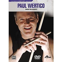 Alfred Paul Wertico - Drum Philosophy DVD (00-31989)