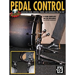 Alfred Pedal Control (Book/MP3) (00-34617)