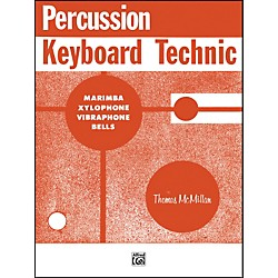 Alfred Percussion Keyboard Technic Book (00-PROBK00678)