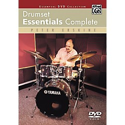 Alfred Peter Erskine Drumset Essentials DVD (00-23879)