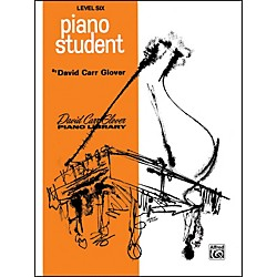 Alfred Piano Student Level 6 (00-FDL00471)