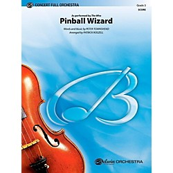 Alfred Pinball Wizard Full Orchestra Level 3 Set (00-40500)
