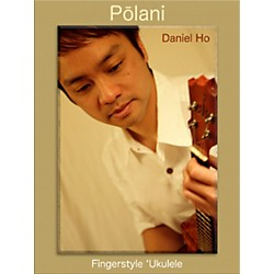 Alfred Polani Book for Fingerstyle 'Ukulele (98-DHC80079)