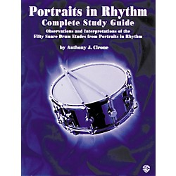 Alfred Portraits in Rhythm Study Guide (00-EL03626A)